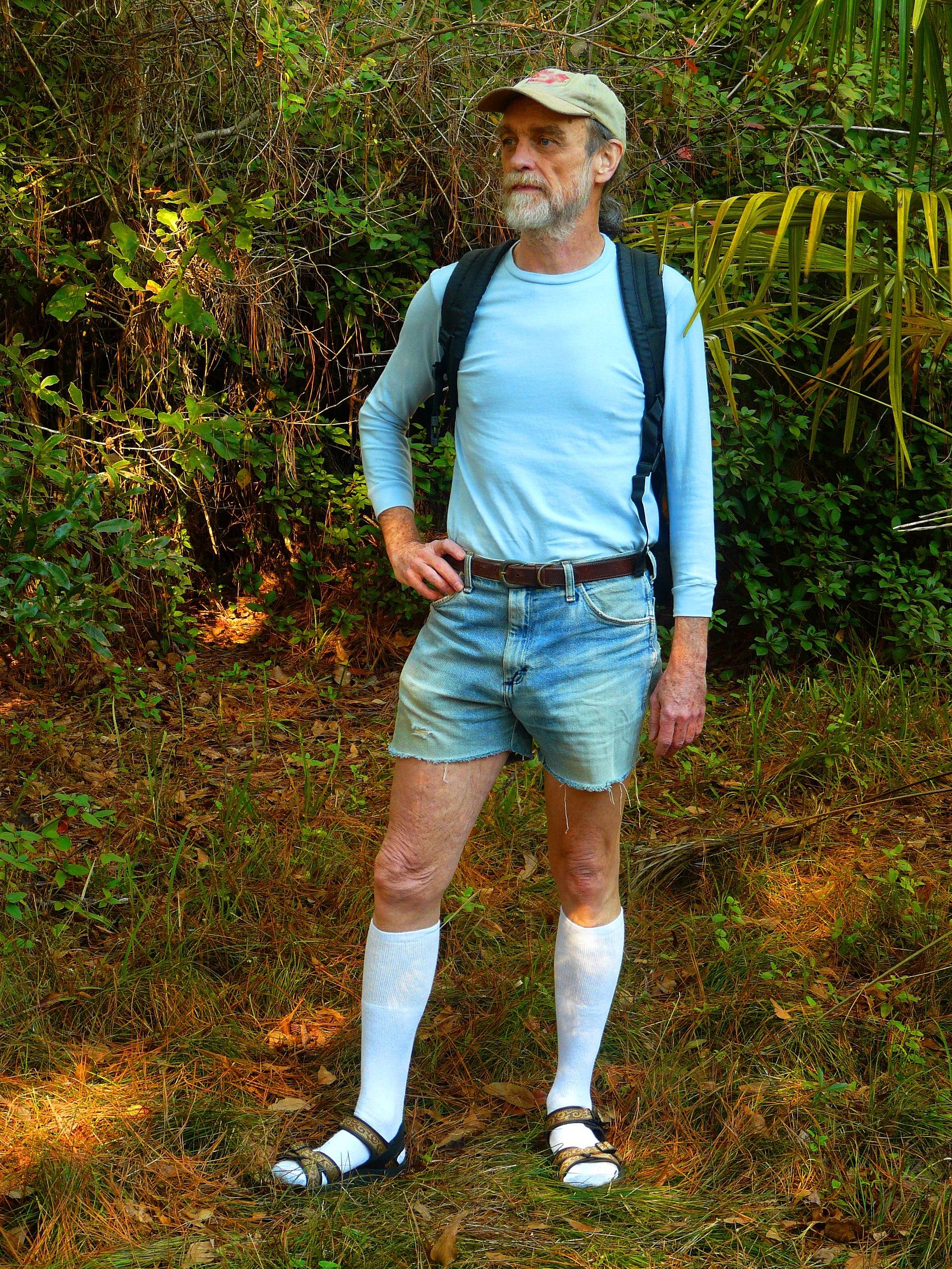 Socks and sandals - Wikipedia