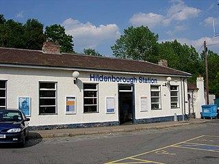 Hildenborough railway station