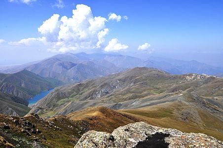 Hinal Mountain (Dashkasan, Göygöl National Park)