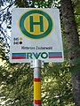 Hintersee Zauberwald, RVO-Haltestelle.JPG