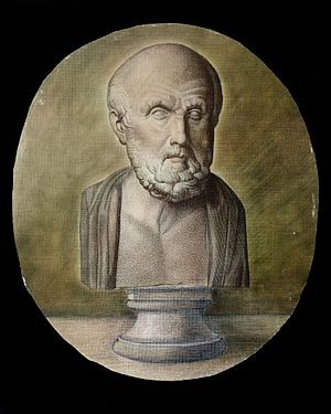 Hippocrates. Engraving (?). Wellcome L0029501.jpg