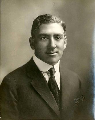 Hiram Abrams - Hiram Abrams (1917)