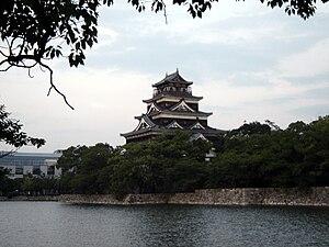 Hiroshima: Hiroshima Metropolitan Employment Area.svg