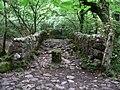 Hisley Bridge (Fairy Glen) - geograph.org.uk - 914781.jpg