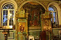 Holy Trinity Churcn in Boltino inside fresco.jpg