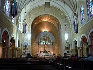 Holy Hill National Shrine of Mary, Help of Christians - Image: Holyhillchapel
