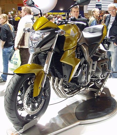 Honda CB1000R - WikiMili, The Free Encyclopedia