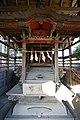 Honden of Suwa-jinja in Hotaka-jinja (Kainose, Showa).jpg