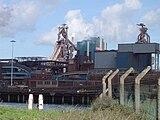 Blast furnaces in IJmuiden