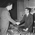Hoogovenschaaktoernooi, winnaar de Rus Polugajevski, Bestanddeelnr 918-7319.jpg