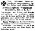 Horst-Siegfried Weigmann, Nachruf.tif