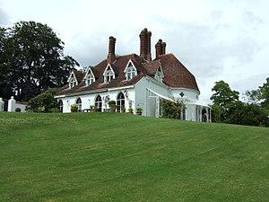 Houghton Lodge - Image: Houghton Lodge
