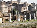 House of the Vestal Virgins (Atrium Vestae), Upper Via Sacra, Rome (9114141425).jpg