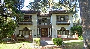 The Alameda, San Jose - Image: House on the Alameda
