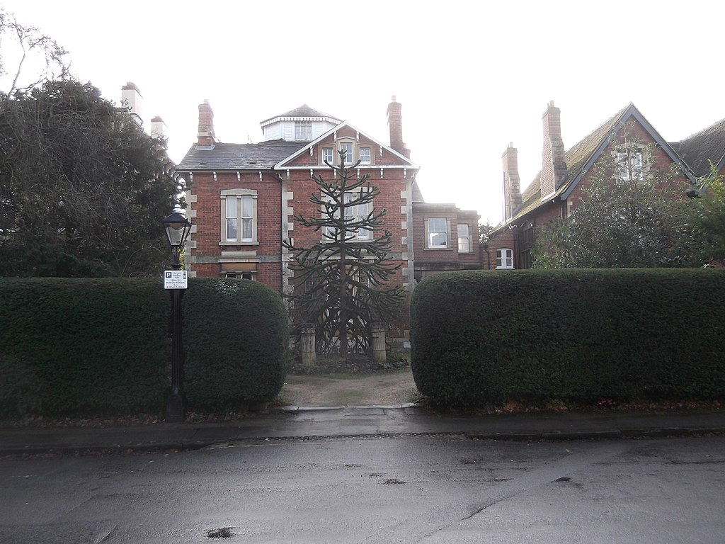 File houses in park town oxford jpg wikimedia commons for Park towne