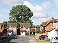 Houses in Vane Road, Thame - geograph.org.uk - 43172.jpg