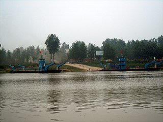 Huai River major river in China