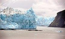 Alaska--Hubbard Glacier Alaska