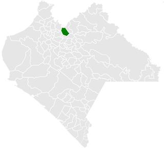 Huitiupán Municipality in Chiapas, Mexico