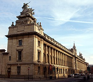 Guildhall, Kingston upon Hull - The Guildhall's Architecture