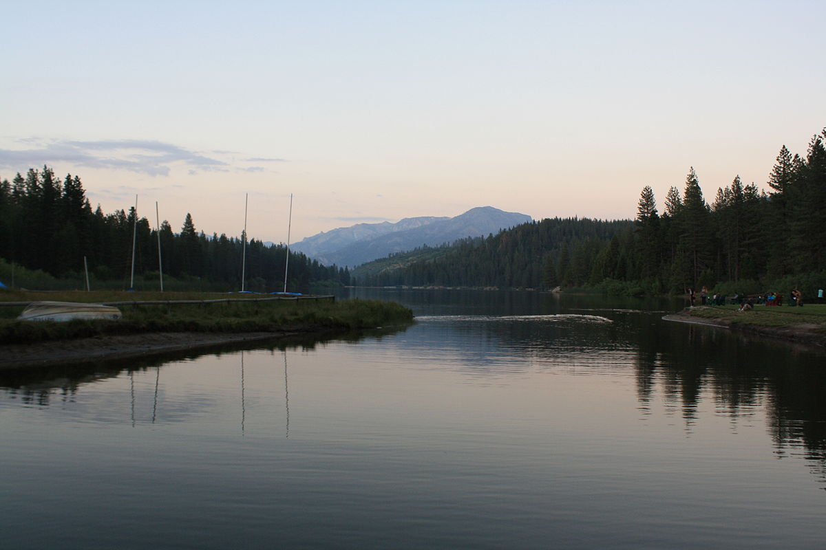 Hume Lake - Wikipedia