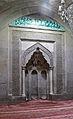 Hunat Hatun Mosque - Mihrab.jpg