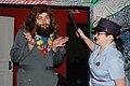 Hurley gets reprimanded - Brooklyn Purim Party.jpg