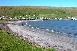 Hvalba beach peaceful, Faroe Islands.jpg
