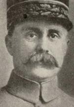Photo de Pétain, lequel a remédié aux mutineries de 1917.