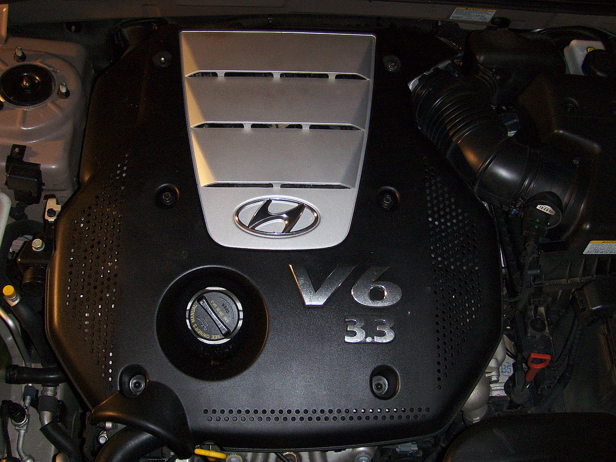 hyundai lambda engine