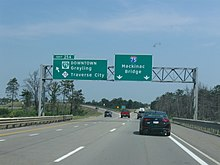 Michigan State Trunkline Highway System - Wikipedia