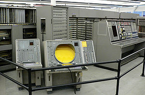 AN/FSQ-7 Combat Direction Central - Equipment at Computer History Museum