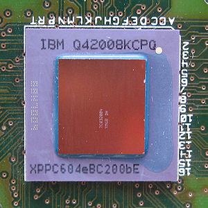 PowerPC - IBM PowerPC 604e 200 MHz