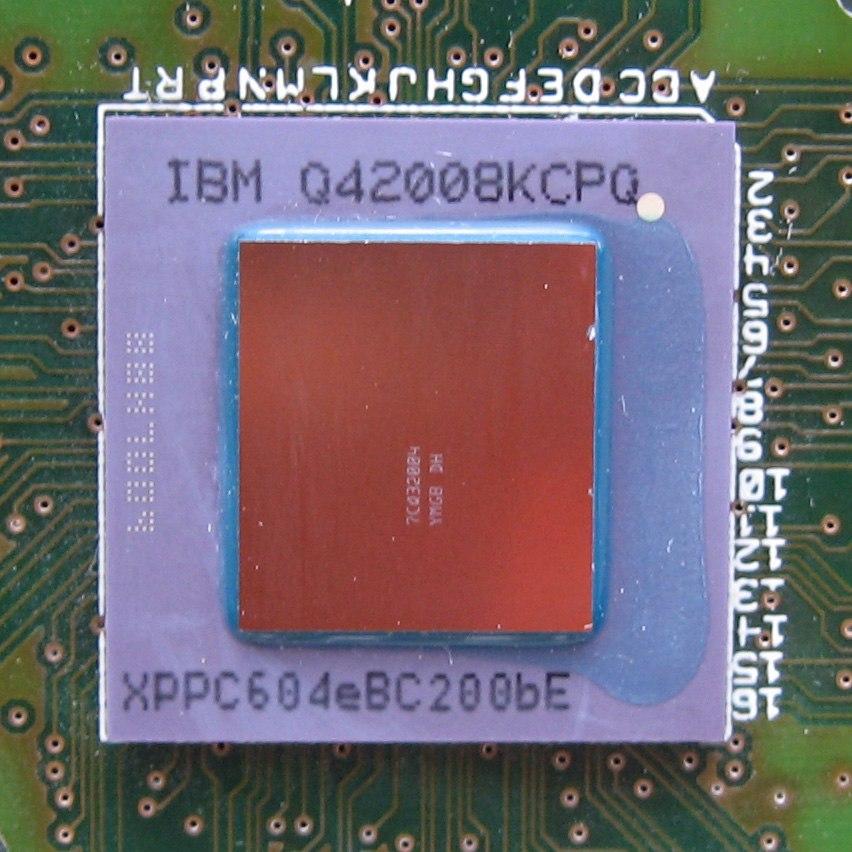 IBM PPC604e 200