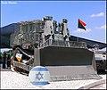 IDF armored Caterpillar D9 bulldozer - Flickr - Zachi Evenor.jpg