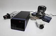 IPCorder NVR with cameras.jpg