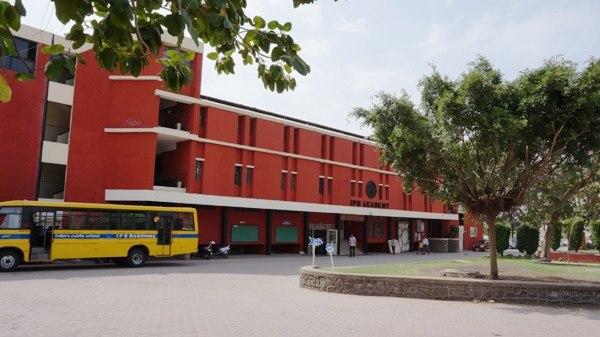 IPS Academy main building