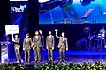 IPhO-2019 07-07 opening team Taiwan.jpg