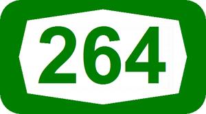 Route 293 (Israel) - Image: ISR HW264