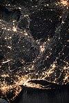 ISS-54 Northeastern United States at night.jpg