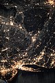 ISS-54 Northeastern United States at night.jpg