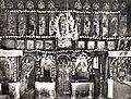Iconostasis Semetkovce greek catholic 18 century before restoration in 1970.jpg