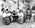 Idaho Contest party sent by the Idaho Falls Post, Alaska Yukon Pacific Exposition, Seattle, July 5, 1909 (AYP 188).jpeg