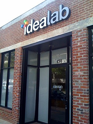 Idealab - Image: Idealab new logo