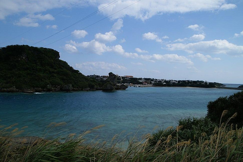 Ikeijima Island from Miyagijima Island