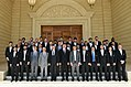 Ilham Aliyev received squad of Qarabag football club 2.jpg