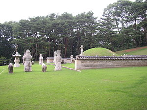 Sunjo of Joseon - Heonilleung