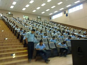 Institut Latihan Perindustrian Kuala Lumpur - The auditorium.