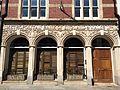 Image of 27 Wind Street, Swansea, Wales, former branch building of Metropolitan Bank of England and Wales.jpg