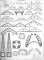 Image of roof trusses from The Circle of Mechanical Arts digitized by Google.pdf